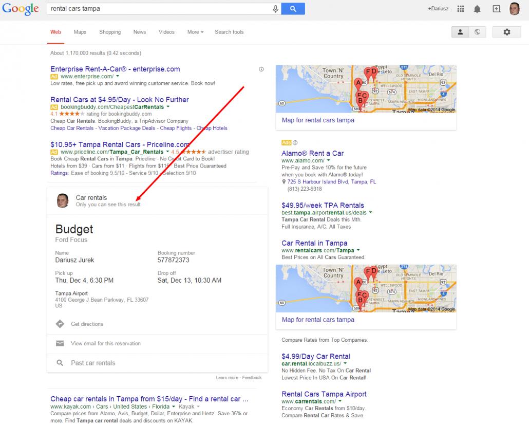 google szanuje prywatnosc
